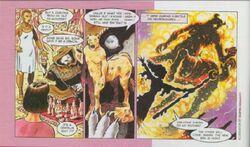 Nekromanteia Preview Comic