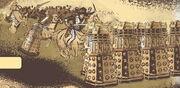 Daleks vs cavalry