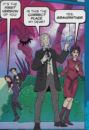 First Doctor | Tardis | FANDOM powered by Wikia