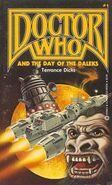 Doctor Who and the Day of the Daleks 1984 Pinnacle edition