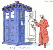 Nelvana Doctor Who 12
