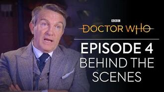 The Great Train Chase Nikola Tesla's Night of Terror Doctor Who Series 12