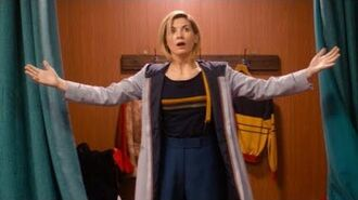 The Thirteenth Doctor Gets Her Clothes The Woman Who Fell To Earth Doctor Who