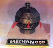 DWM 198 Mechanoid Toy