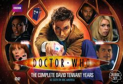 The Complete David Tennant Years