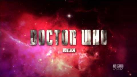 "DOCTOR WHO ""The Bells of Saint John"" Opening Title Sequence HD"