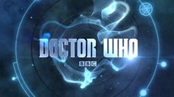 Doctor Who logo 8