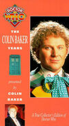 The Colin Baker Years 1994 VHS US