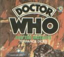 Doctor Who and the Mutants (novelisation)