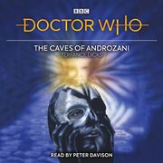 The Caves of Androzani audiobook