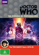 The Masque of Mandragora DVD Australian cover