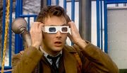 Ten puts on 3D Spectacles