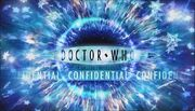 Doctor Who Confidential Xmas 2009 logo