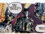 The Coming of the Cybermen (comic story)