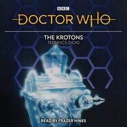 The Krotons audiobook