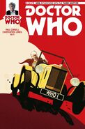 Third Doctor Titan Comics Issue Five Cover C