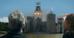 Castle take off