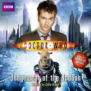 Judgement of the Judoon Audiobook