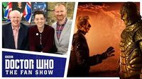Matt Lucas and Mark Gatiss - The Aftershow - Doctor Who The Fan Show