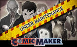 Comic maker under maintenance
