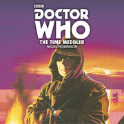 The Time Meddler novelisation audiobook cover