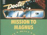 Mission to Magnus (novelisation)