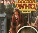 Doctor Who Annual 1982