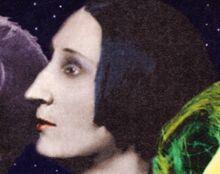 Edith Sitwell Iris