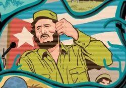Fidel Castro The Piggybackers