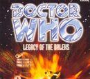 Legacy of the Daleks (novel)