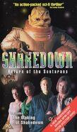 Shakedown vhs
