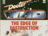 The Edge of Destruction (novelisation)