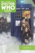 The Eleventh Doctor Archives: Volume 1 (graphic novel)