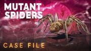 Mutant Spiders Case File Doctor Who Series 11