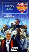 The Sea Devils VHS US cover