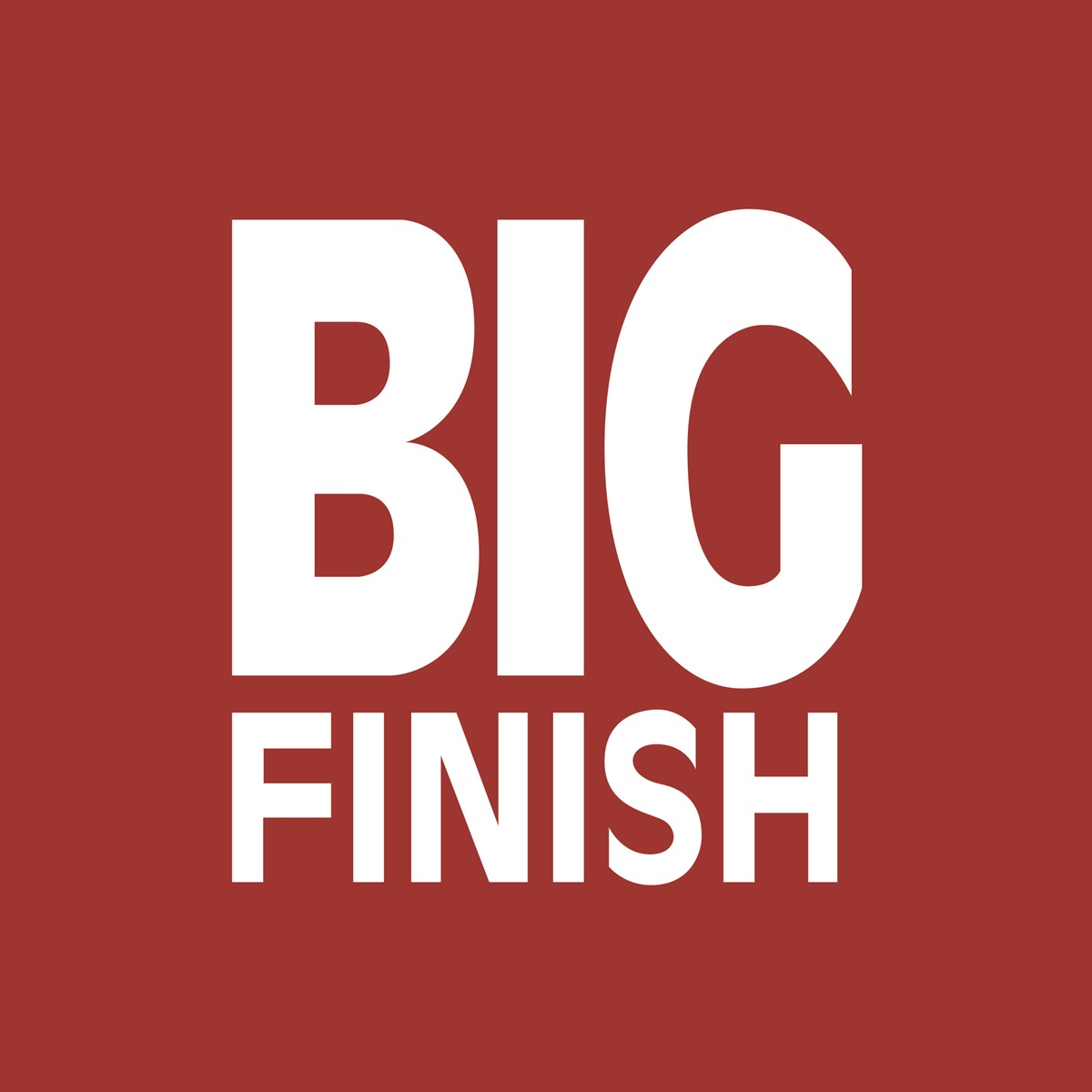 Image result for big finish logo