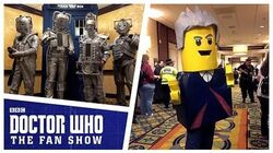 Cosplay at Gallifrey One - Doctor Who The Fan Show