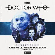 Farewell, Great Macedon alternate cover