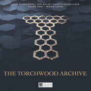 The Torchwood Archive cover
