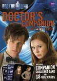 Doctor Who Companion Activity Book