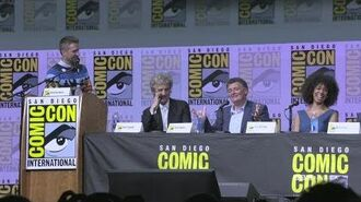 Doctor Who Vs The Doctor SDCC 2017 Doctor Who