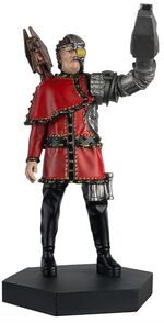 DWFC Pirate Captain Figurine
