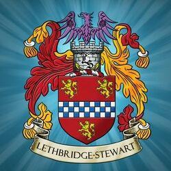 Lethbridge-Stewart family crest