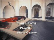 The Pirate Planet Photo Gallery