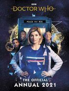 Doctor Who The Official Annual 2021