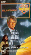 Enlightenment VHS Australian cover