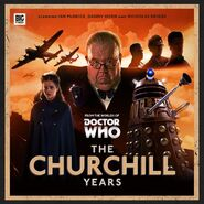 The Churchill Years (audio anthology)