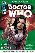 Four Doctors Issue 2 Cover 3
