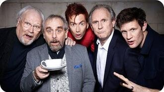 1 Winner Had Breakfast with 7 Doctors from Doctor Who Omaze