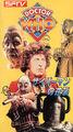 Revenge of the Cybermen VHS Japanese cover